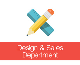 Design & Sales Dept.